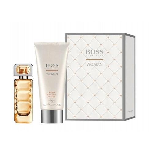 Hugo Boss Orange For Woman 2021 - 50ml EDP Spray and 100ml Perfumed Body Lotion