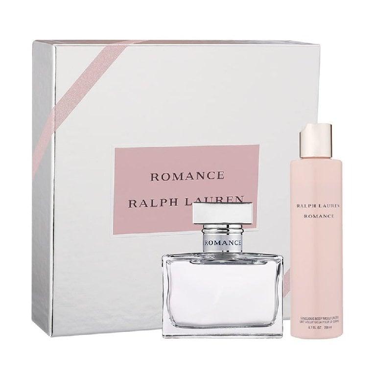 9f0003141 Ralph Lauren Romance Pour Femme - Gift Set With 50ml Eau De Parfum Spray  and 200m