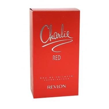 Charlie Red - 100ml Eau De Toilette Spray