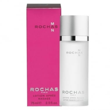 Rochas Man - 75ml Aftershave Lotion.