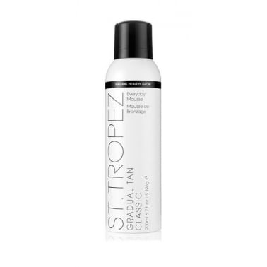 St Tropez Gradual Tan Everyday Tan Classic Mousse 200ml.