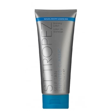 St Tropez Self Tan Untinted Classic Bronzing Lotion - 200ml.