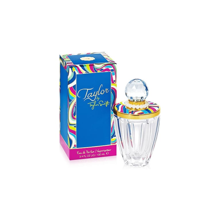 Taylor Swift Taylor By - 50ml Eau De Parfum Spray.
