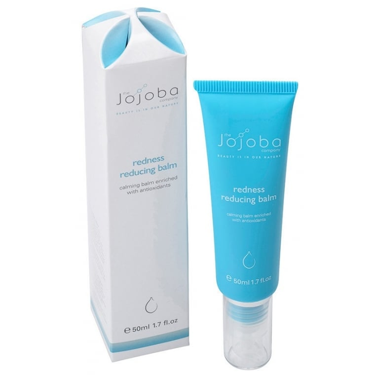 Jojoba The Company 100% Natural Redness Reducing Balm 30ml.