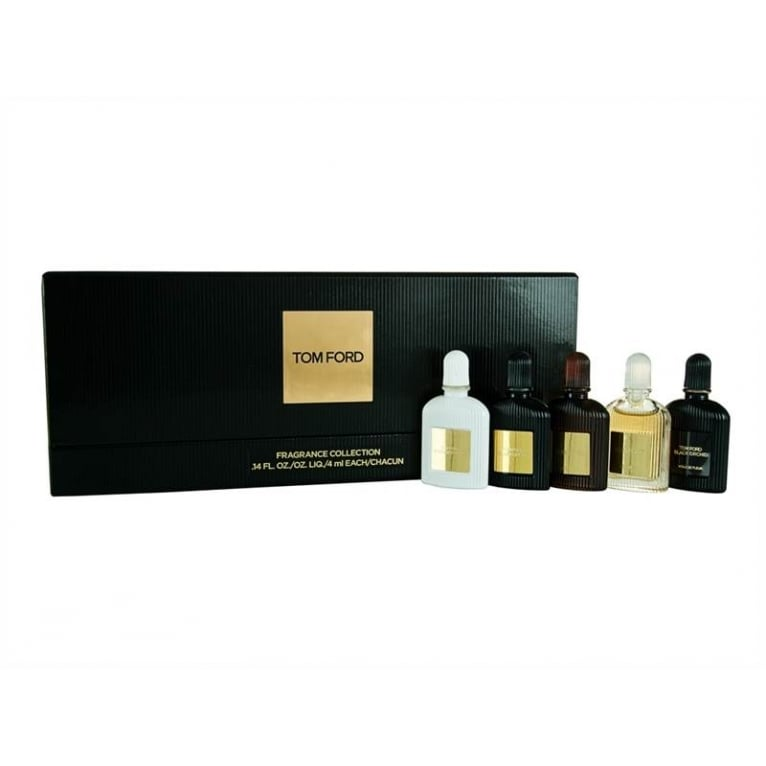 Tom Ford Fragrance Collection Consists Of 5 Miniature Perfumes