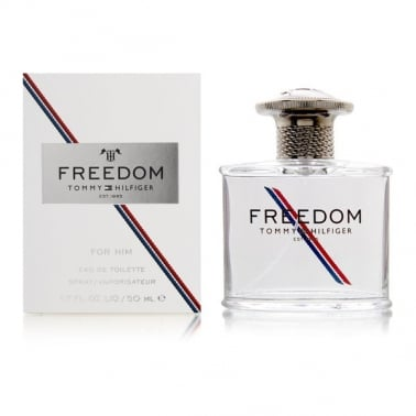 Tommy Hilfiger Freedom For Him - 100ml Eau De Toilette Spray.