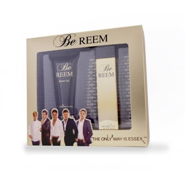 Towie The Only Way Is Essex - Be Reem For Men 100ml Gift Set.