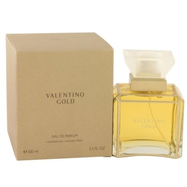 Valentino Gold For Women - 100ml Eau De Parfum Spray.