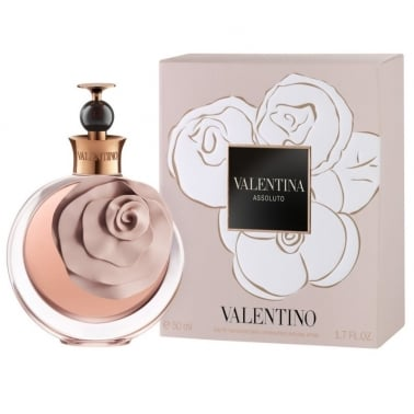Valentino Valentina Assoluto - 50ml Eau De Parfum Intense Spray.