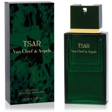 Van Cleef & Arpels Tsar - 50ml Eau De Toilette Spray