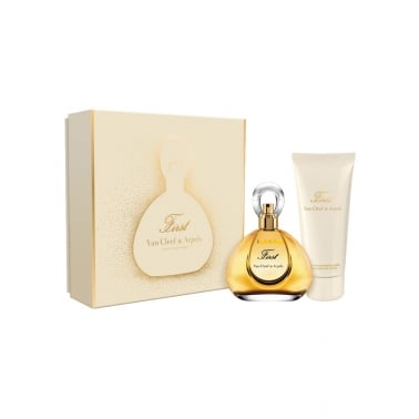 Van Cleef & Arpels First - 60ml EDT Gift Set With 50ml Body Lotion.