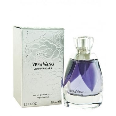 Vera Wang Anniversary - 50ml Eau De Parfum Spray, Limited Edition.