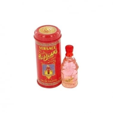 Versace Red Jeans - 7.5ml Miniature EDT.
