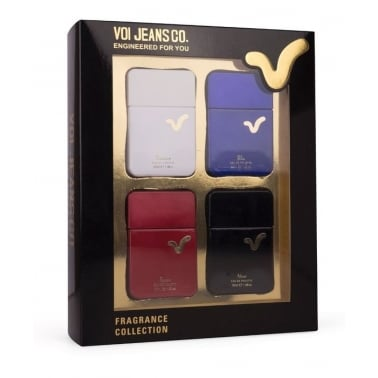 Voi Jeans Miniature Collection Set With 4 x 30ml.