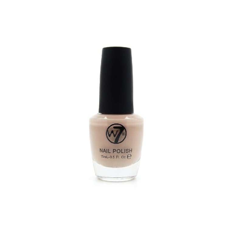 W7 Cosmetics Nail Polish - 130 Cafe Au Lait.