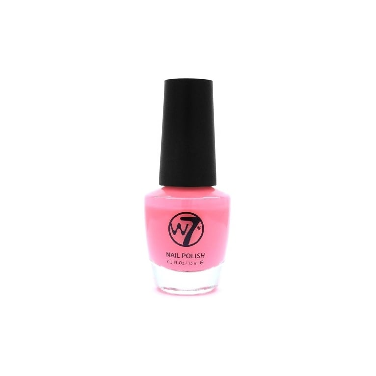 W7 Cosmetics Nail Polish - 21 Pinkish.